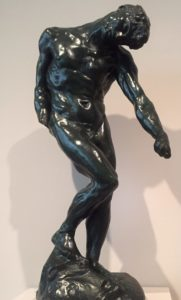 "The Shade, part or the permanent collection at the Dallas Museum of Art - ""Rodin Around the World"" - Two Traveling Texans"