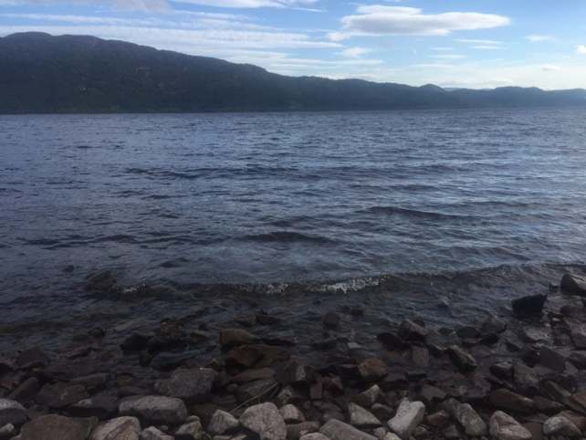 "The shores of Loch Ness - ""Loch Ness: Searching for Nessie"" - Two Traveling Texans"