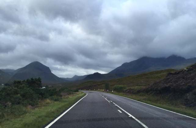 "There was no shortage of scenic views. - ""UK vs US: Road Trip Comparison"" - Two Traveling Texans"