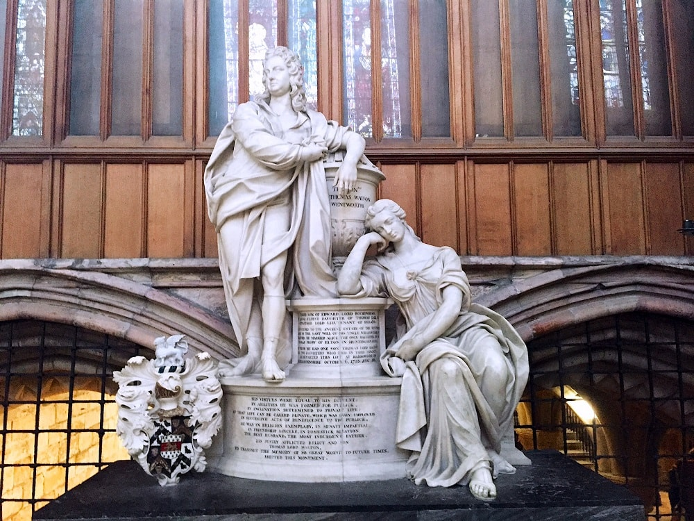 "An example of the nice sculptures in York Minster. - ""York: Five Must See Historic Sites"" - Two Traveling Texans"