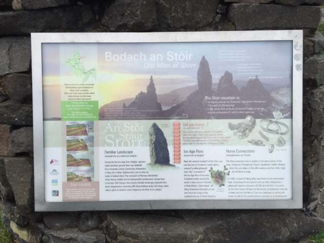 """A little bit of history and interesting facts about the Old Man of Storr. - """"Old Man of Storr: Hiking in the Clouds"""" - Two Traveling Texans"""