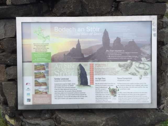 "A little bit of history and interesting facts about the Old Man of Storr. - ""Old Man of Storr: Hiking in the Clouds"" - Two Traveling Texans"