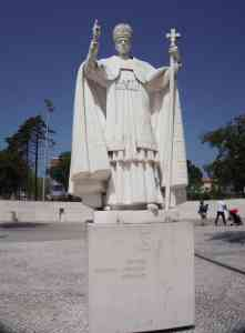 "Several popes have visited Fatima and Pope Francis will be visiting on May 13, 2017. ""Fatima Pilgrimage: 100 Years and Counting"" - Two Traveling Texans"