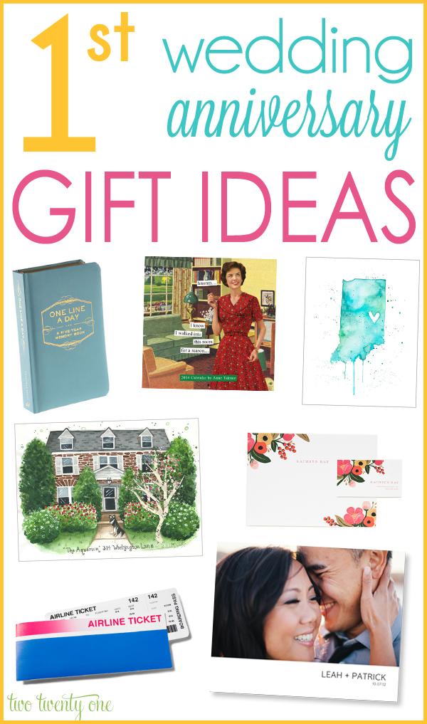 1st Wedding Anniversary Gift Ideas Paper Wedding Anniversary Gift Ideas