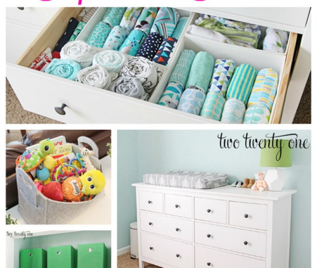 Baby Organization Tips And Tricks To Make Life Easier