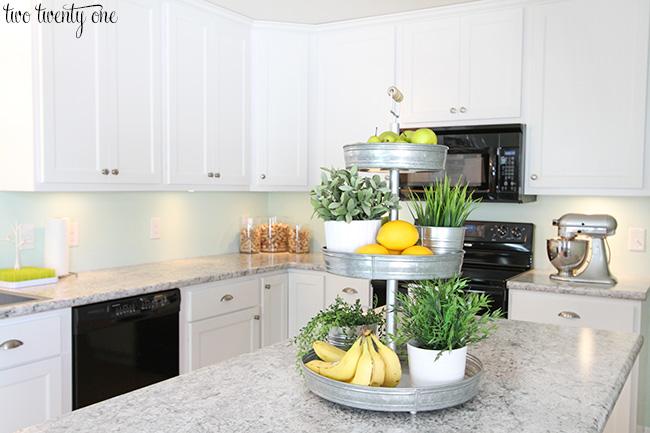 New Kitchen Countertops Two Twenty One
