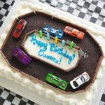 Race Car Cake A Costco Cake Hack