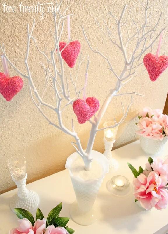 Valentines Day Vignette