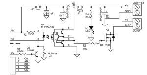 Mosfet Driver circuit Archives  Circuit Ideas I Projects I Schematics I Robotics