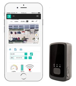 Motorcycle Tracking Device