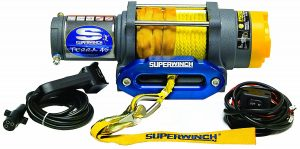 Best ATV Winch For Snow Plowing.