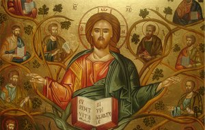 Jesus as the vine