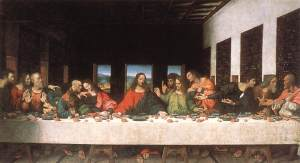 daVinci-Last Supper