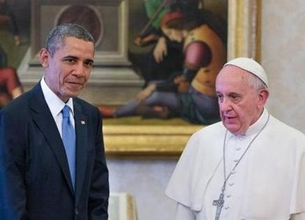 Pope and Pres