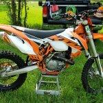 2016 Ktm 500 Exc Supermoto Dirt Setup Two Wheeled Texans