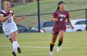 Photo courtesy of TWU athletics