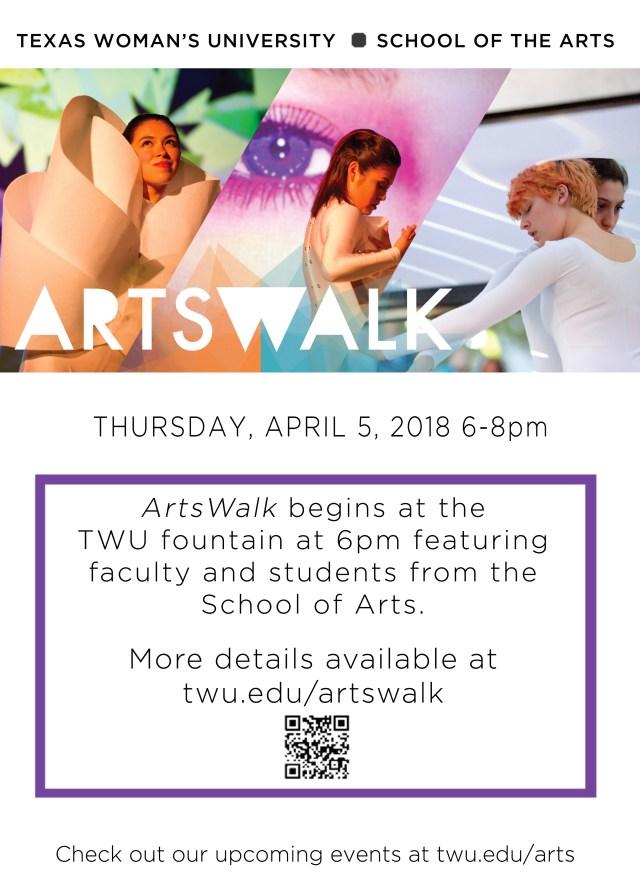ArtsWalk Poster