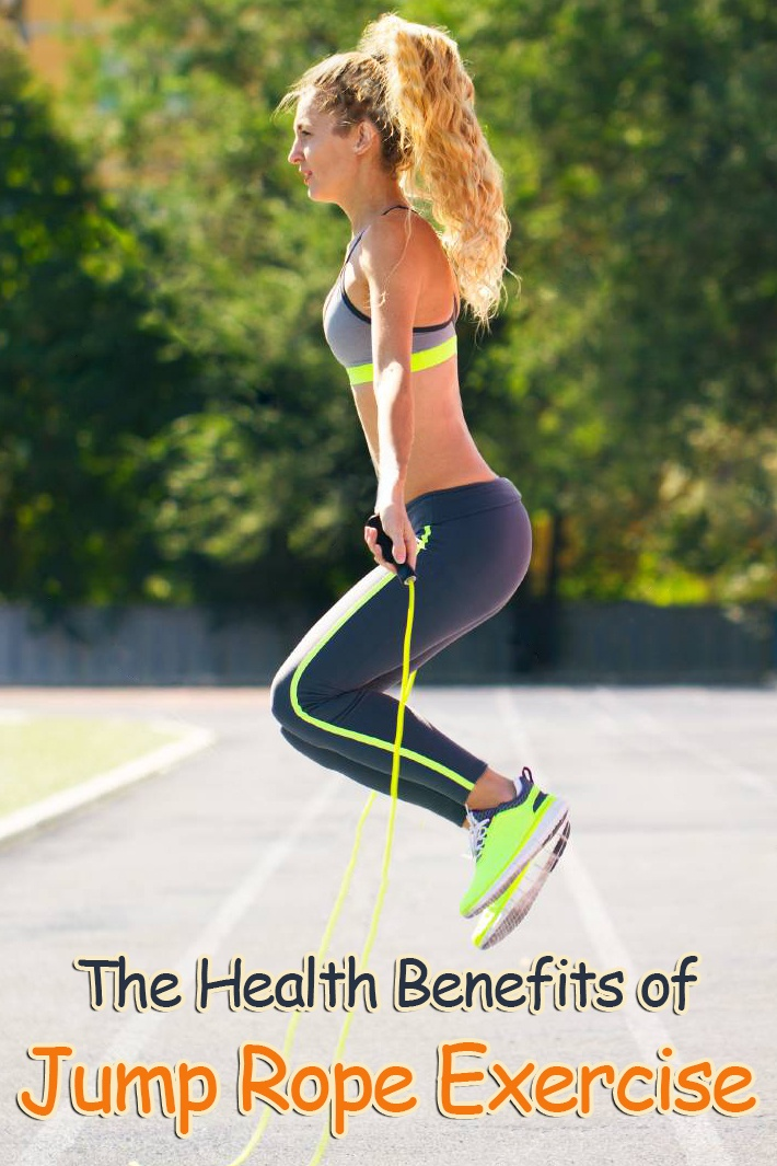 What are The Health Benefits of Jump Rope Exercise?