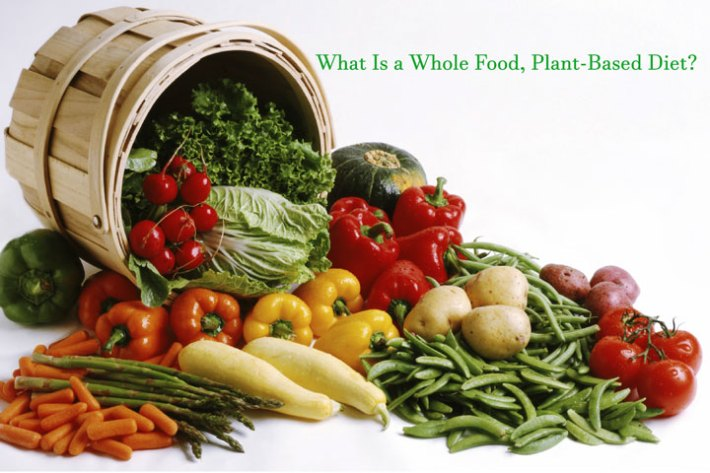 What Is a Whole Food, Plant-Based Diet?