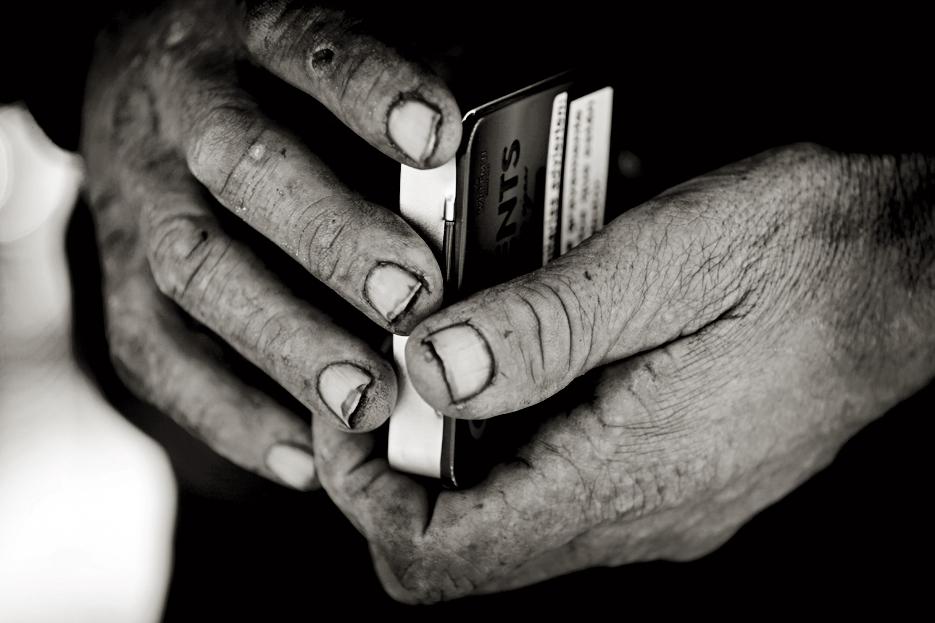 El tabaco, un lujo que tiene que durar muchos días