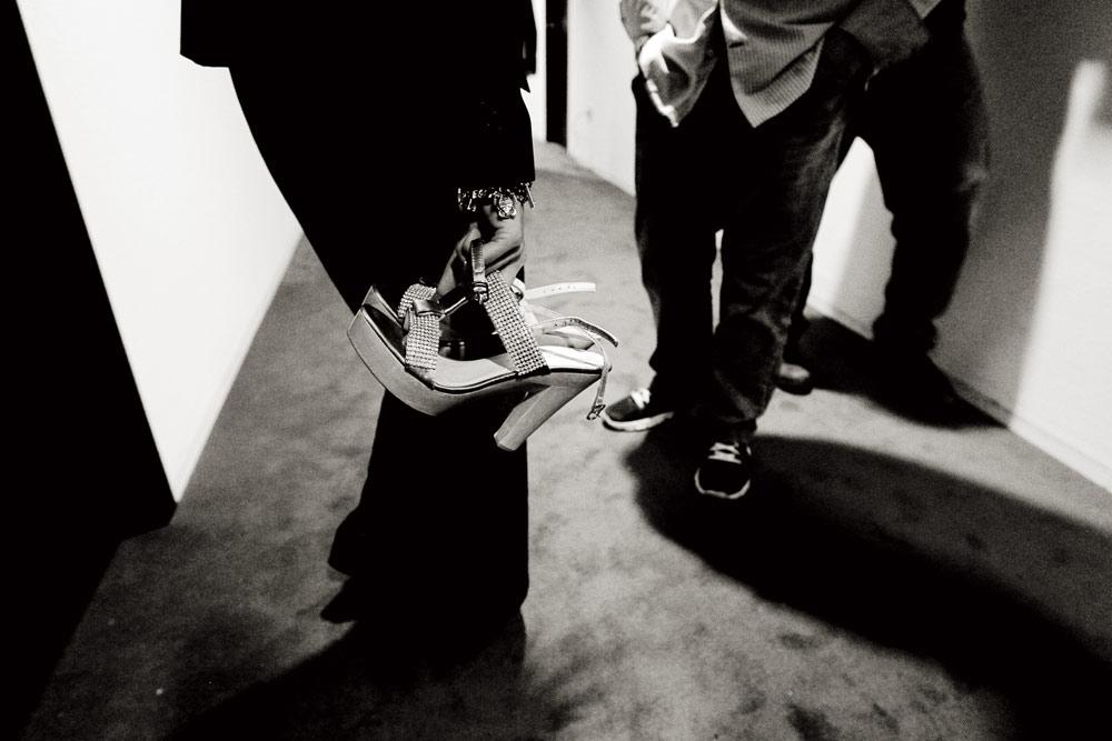 Los zapatos de Raquel