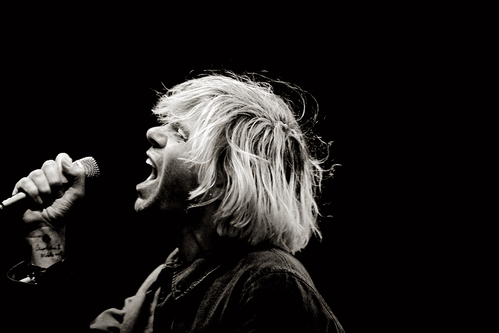 Tim Burgess, de The Charlatans