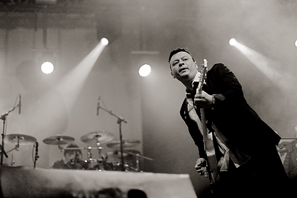 James Dean Bradfield, de Manic Street Preachers