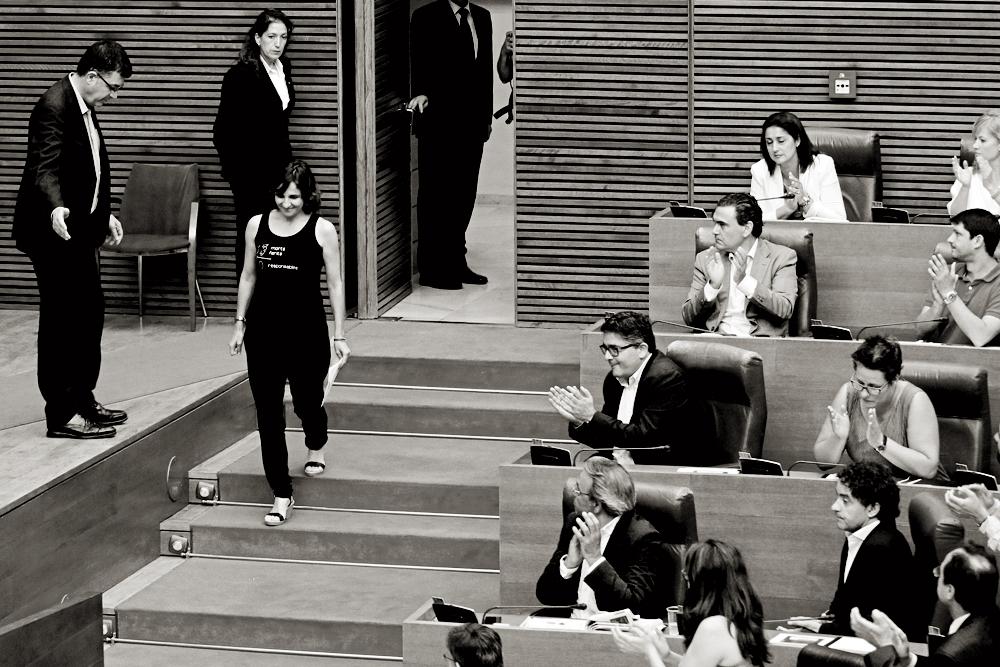 Pleno de las Cortes Valencianas