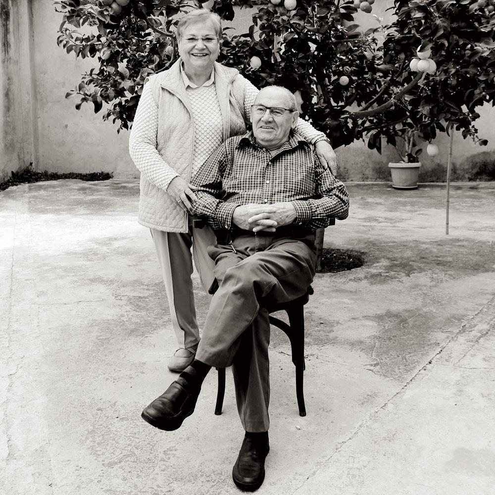 Vicente y Elvira