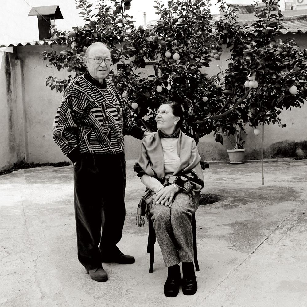 Conchín y Miguel