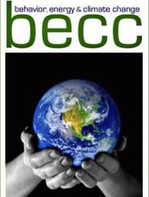 Behavior, Energy, and Climate Change (BECC) Conference Poster