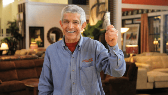 Click on the image to read Mattress Mack′s Biography