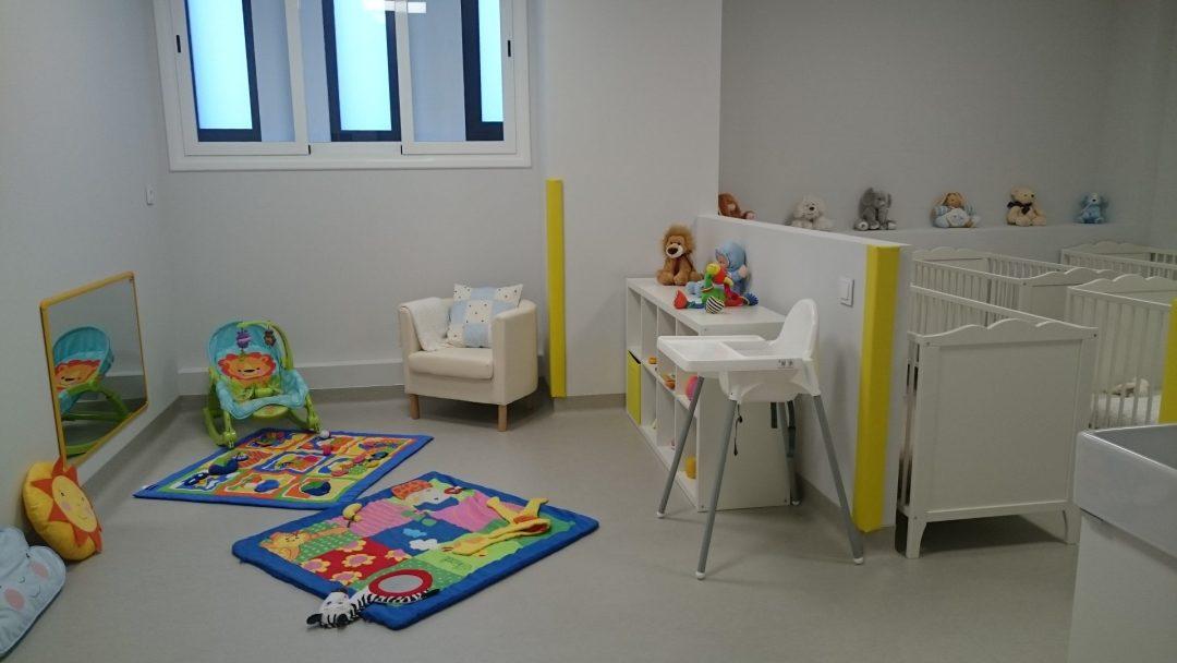 Txikileku aula bebés