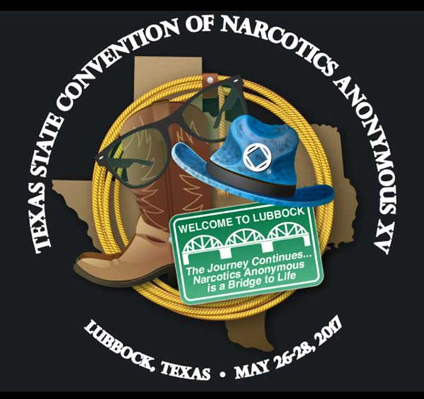 Texas State Convention of Narcotics Anonymous 2017