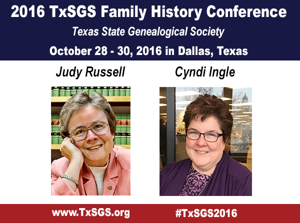 TxSGS 2016 Conference Featured Speakers Promo