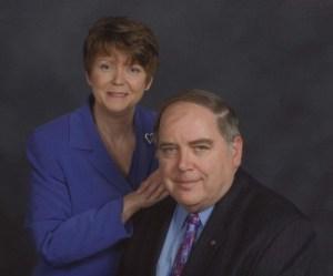 Pam and Rick Sayre