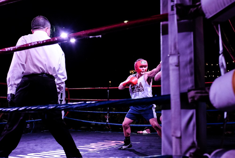 2015 Fight Night Raises Over $55,000 for Charity