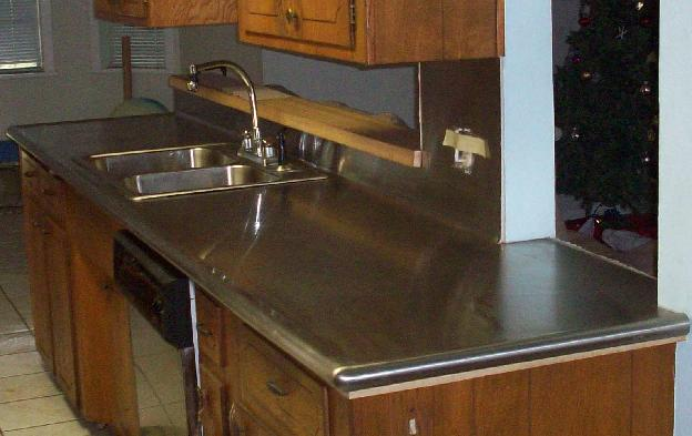 Residential Photos Of Stainless Steel Products In Abilene Texas