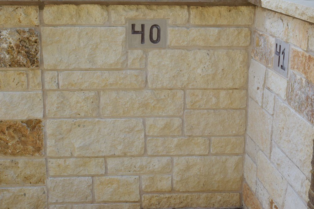 Stone Samples Walls Photos Dallas Ft Worth Austin San