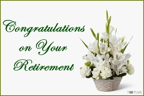 Congratulations Wishes For Retirement Quotes Messages Images For Facebook WhatsApp Picture