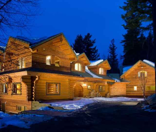 Spirit Bear Lodge Bc Canada