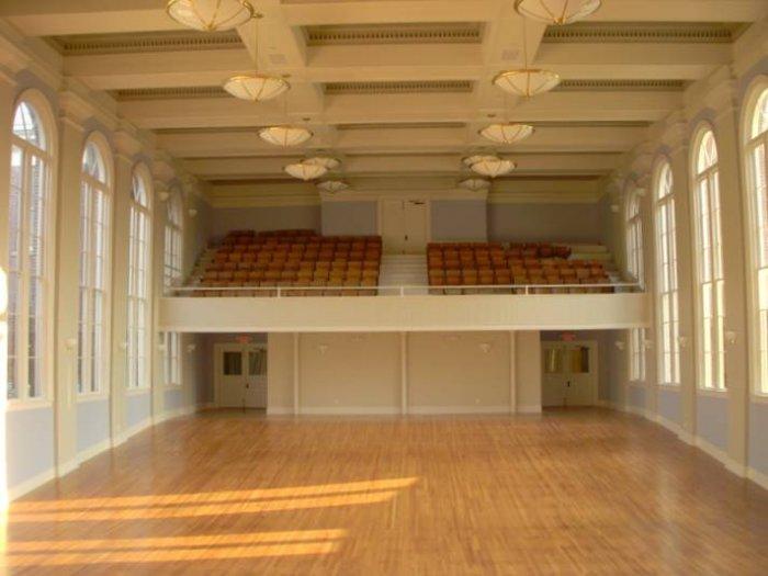 Tych Amp Walker Architects Winyah Auditorium Renovations