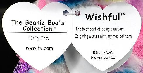 Wishful Ty Beanie Boos
