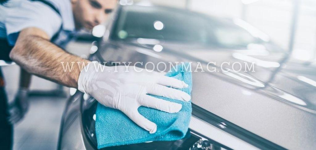 mobile carwasher