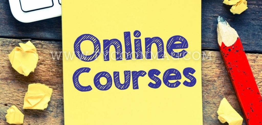 online courses sign