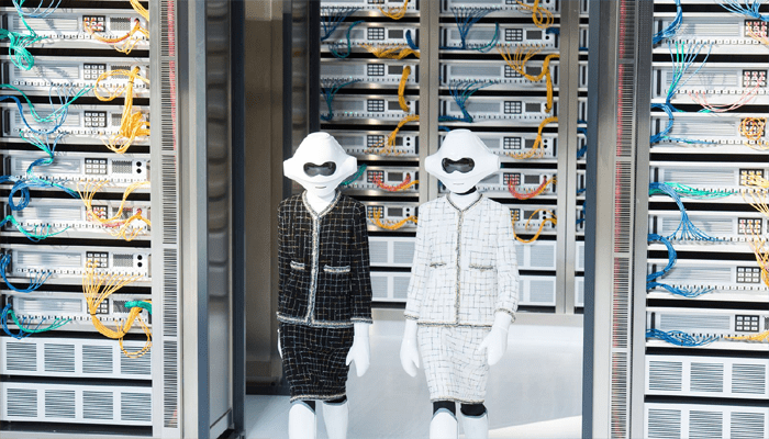 Chanel's robots are your new fashion overlords