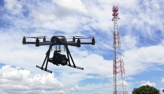 NASA is flying drones at a Nevada airport