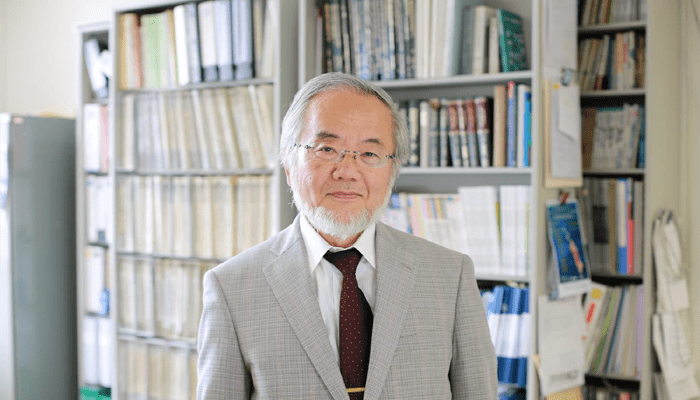 Nobel Prize announced for Yoshinori Ohsumi of Japan in the field of medicine