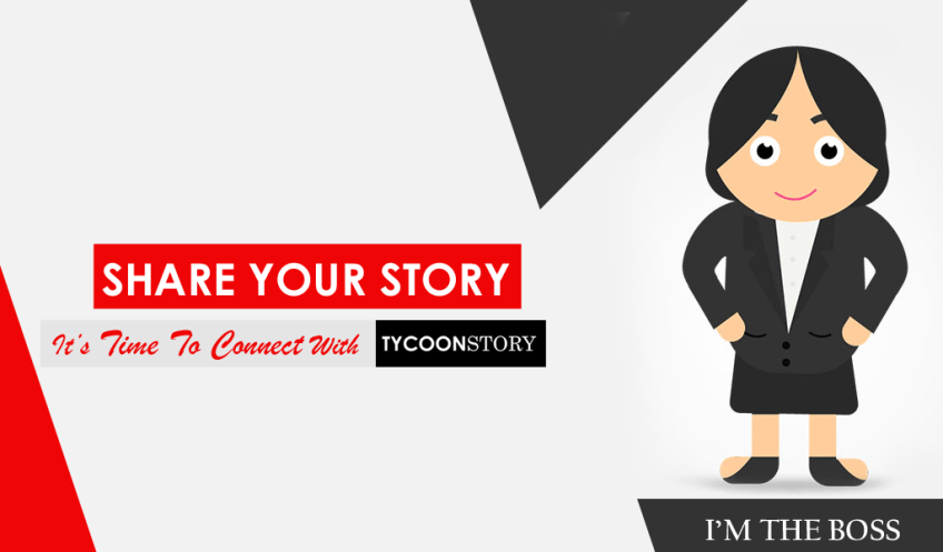 Share Your Startup Story