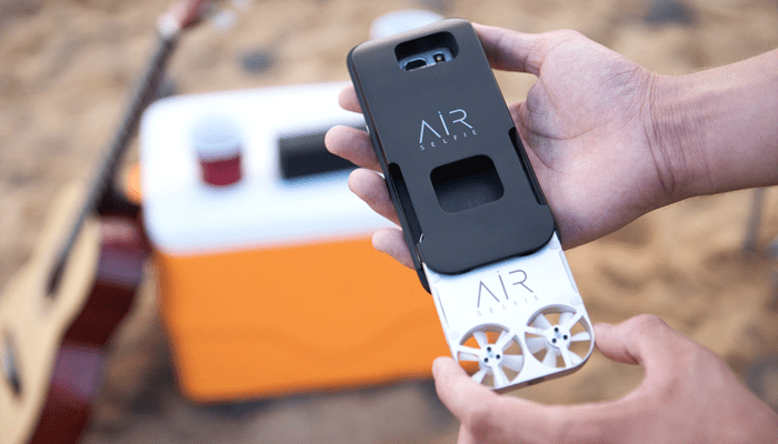 This Drone Camera Will Take Your Selfies to the Next Level